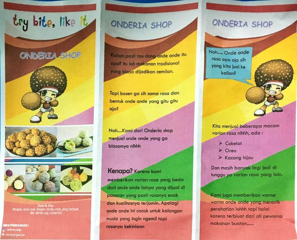 Karya Siswa Media Promosi Ict Learning